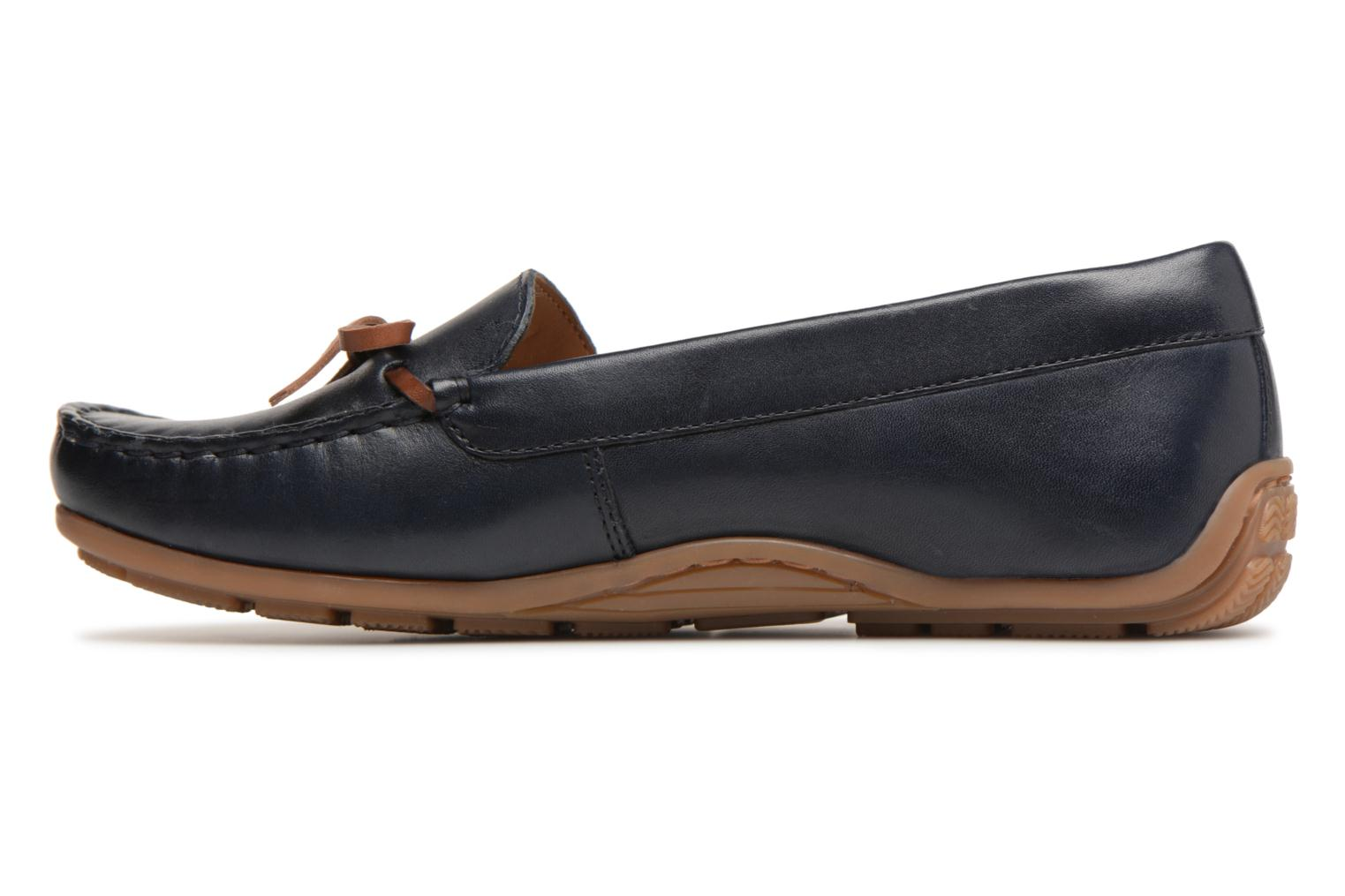 DAMEO SWING Navy leather