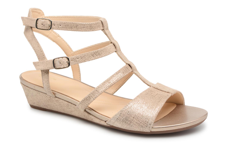 Grandes descuentos últimos zapatos Clarks Parram Spice (Oro y bronce) - Sandalias Descuento