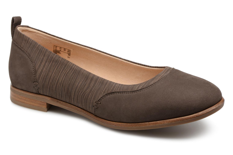 Zapatos de hombres y mujeres casual de moda casual mujeres Clarks Alice Ivy (Marrón) - Bailarinas en Más cómodo fad42e