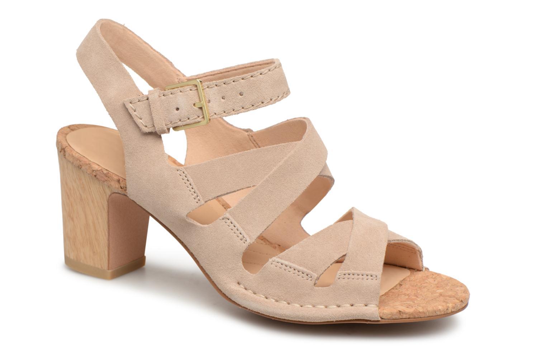 Zapatos promocionales Clarks Spiced Ava (Beige) - Sandalias   Gran descuento