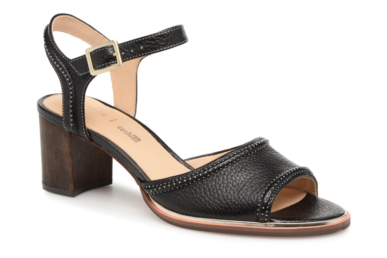 Los últimos zapatos de hombre y mujer Clarks Sandalias Ellis Clara (Negro) - Sandalias Clarks en Más cómodo bd0ae7