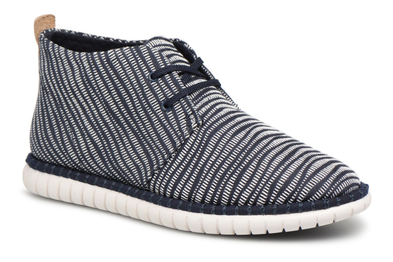 f0739d26ce Zapatos promocionales Clarks MZT Liberty (Azul) - Zapatos con cordones Los  últimos zapatos de