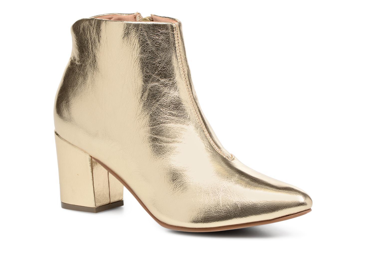 Últimos recortes de precios Vero Moda MERLE BOOT (Oro y bronce) - Botines  chez Sarenza