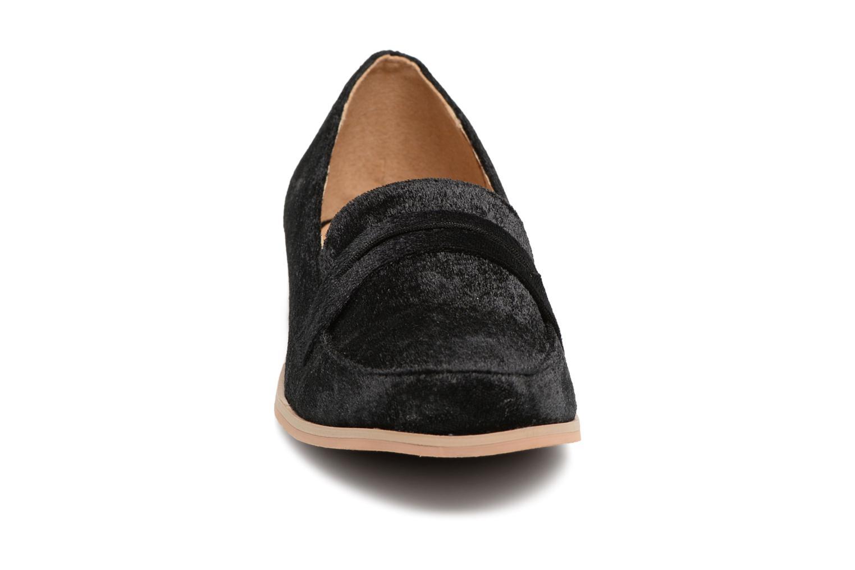 Mocassins Vero Moda NORA LOAFER Noir vue portées chaussures