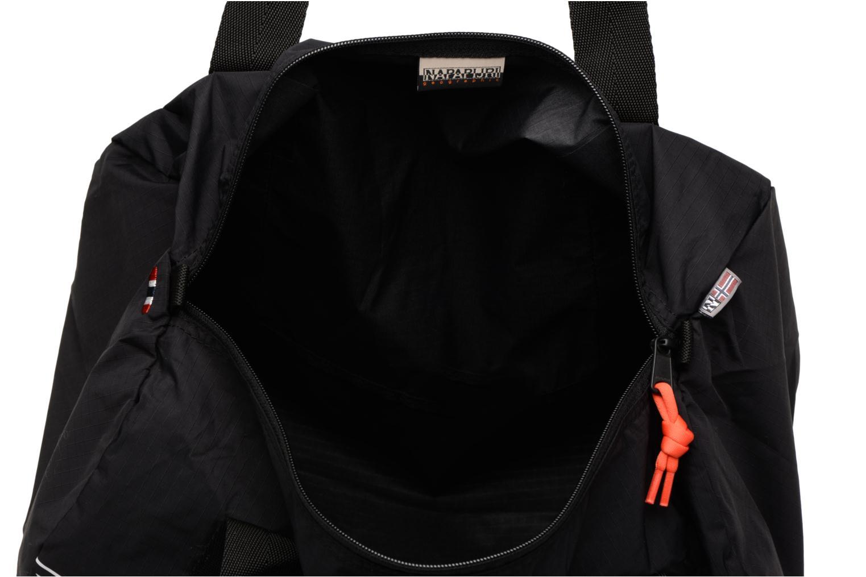 Sporttassen Napapijri Bering pack 26.5LT 1 Zwart achterkant