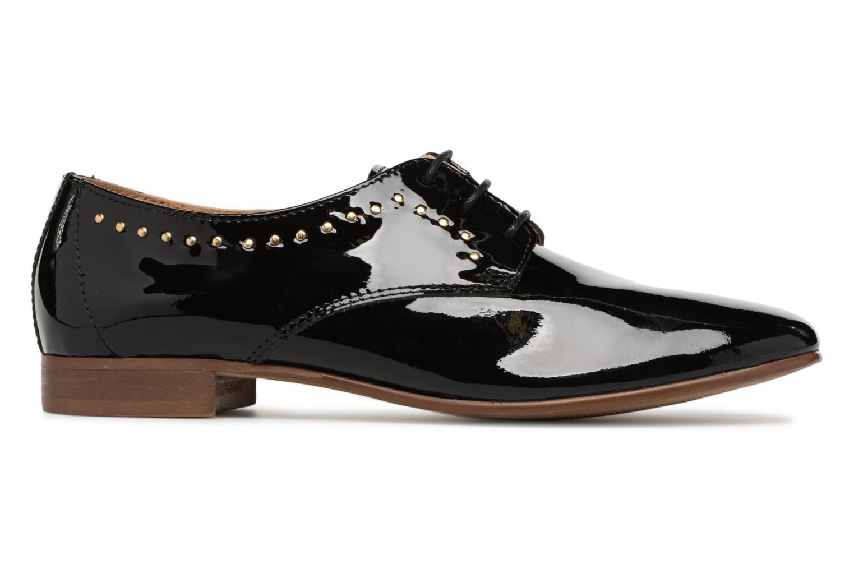 Chaussures à lacets Georgia Rose Aliclous Noir vue derrière