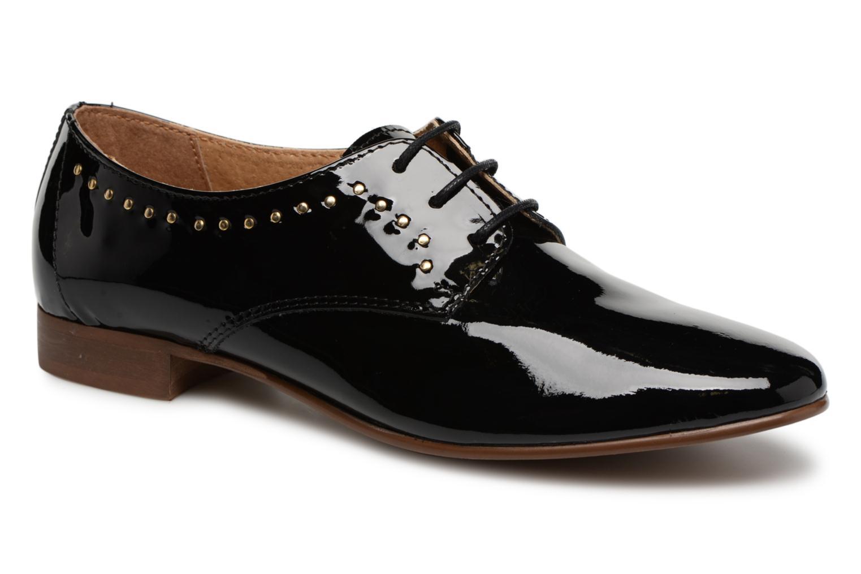Georgia Rose Aliclous (Noir) - Chaussures à lacets chez Sarenza (320293)