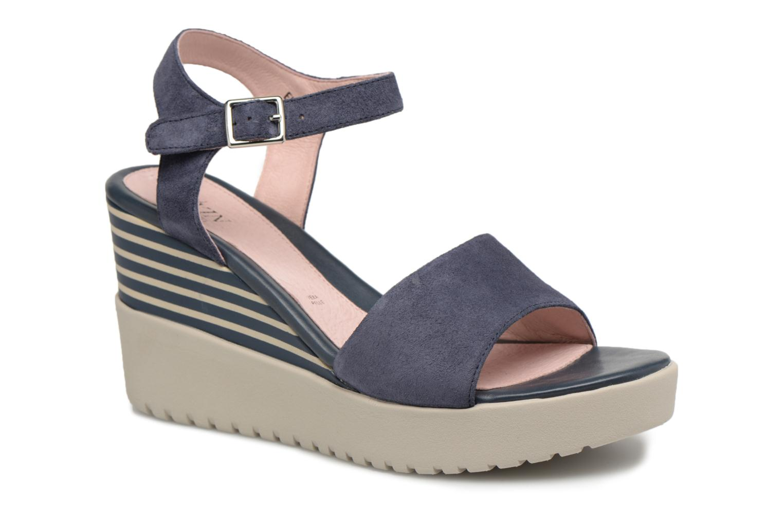 Stonefly Ely 5 (Bleu) - Sandales et nu-pieds chez Sarenza (320338)