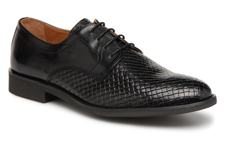 Stonefly Casey 3 (Noir) - Chaussures à lacets chez Sarenza (320351)