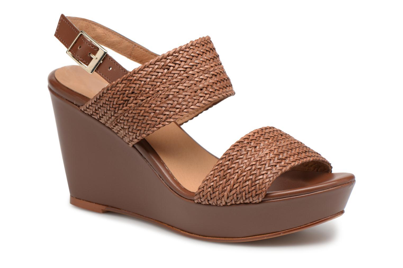 Zapatos promocionales Georgia Rose Abloca (Marrón) - Sandalias   Cómodo y bien parecido