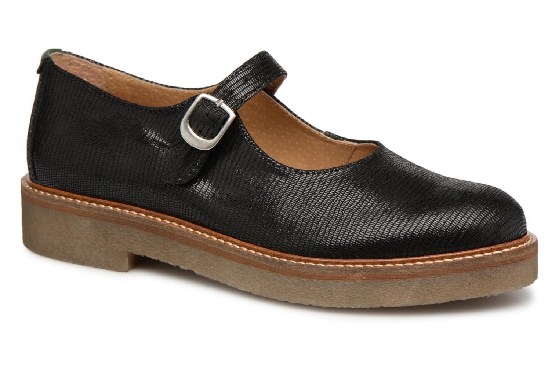Zapatos promocionales Kickers Oxitane (Negro) - Bailarinas   Zapatos casuales salvajes