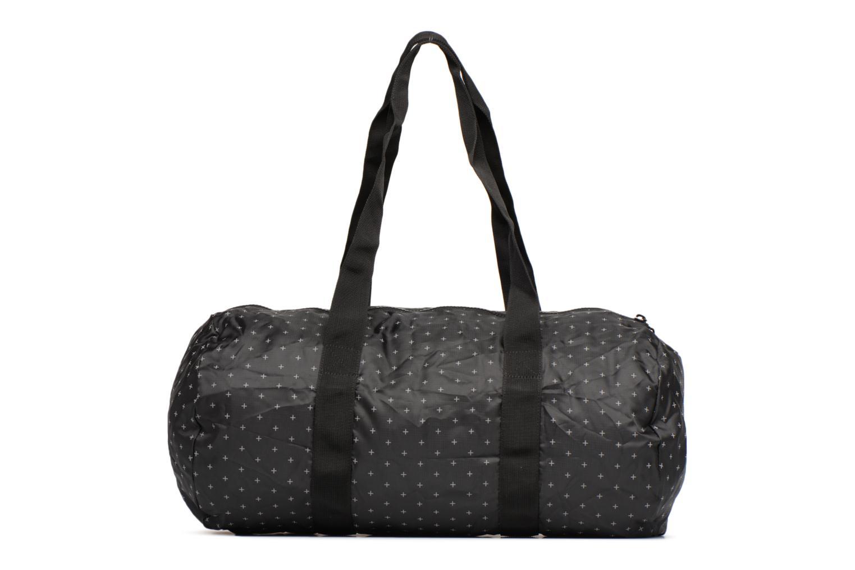 Sporttaschen Herschel Packable Duffle schwarz ansicht von vorne