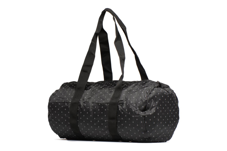 Sporttaschen Herschel Packable Duffle schwarz ansicht von rechts