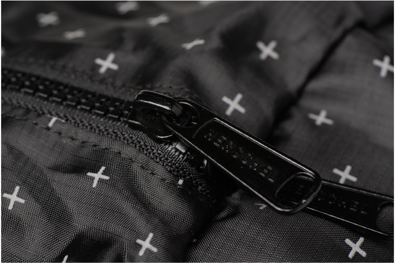 Sporttaschen Herschel Packable Duffle schwarz ansicht von links