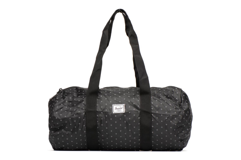 Sporttaschen Herschel Packable Duffle schwarz detaillierte ansicht/modell