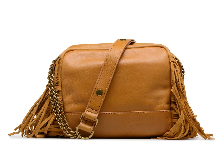Handtaschen Nat & Nin GIULIA gelb ansicht von vorne
