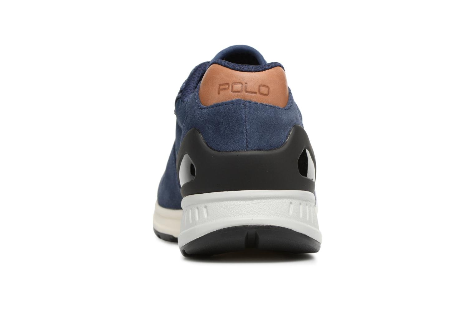 Trainers Polo Ralph Lauren Train100 Blue view from the right