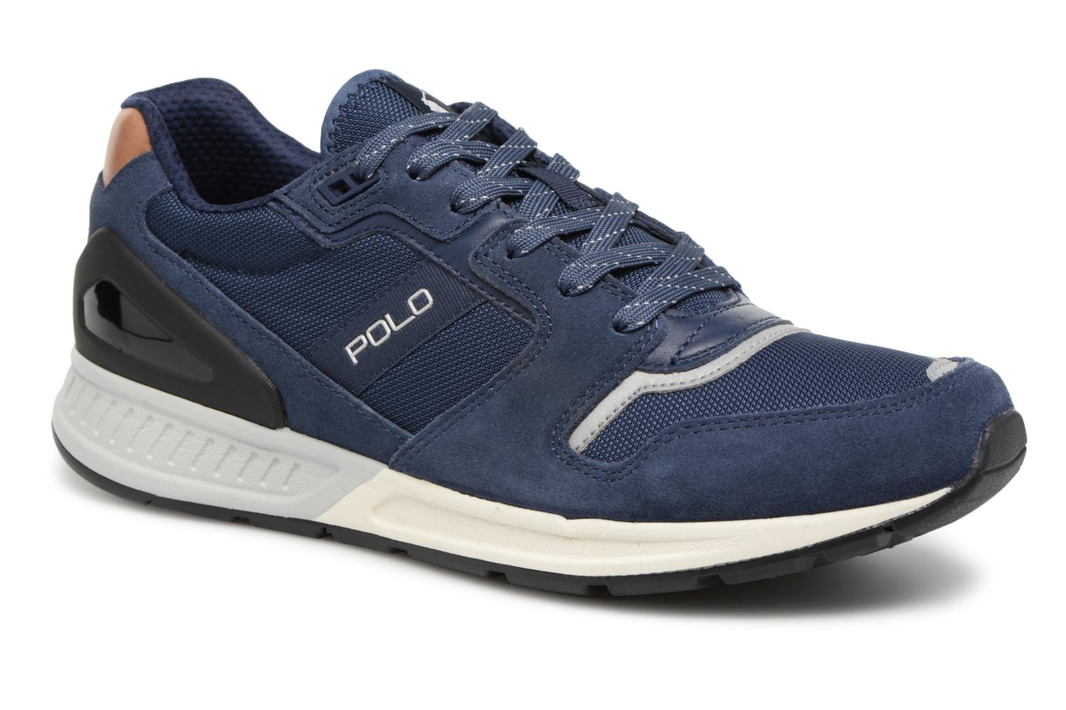Polo Ralph Lauren Train100 Chaussures De Sport - Bleu CGffVcLvtR
