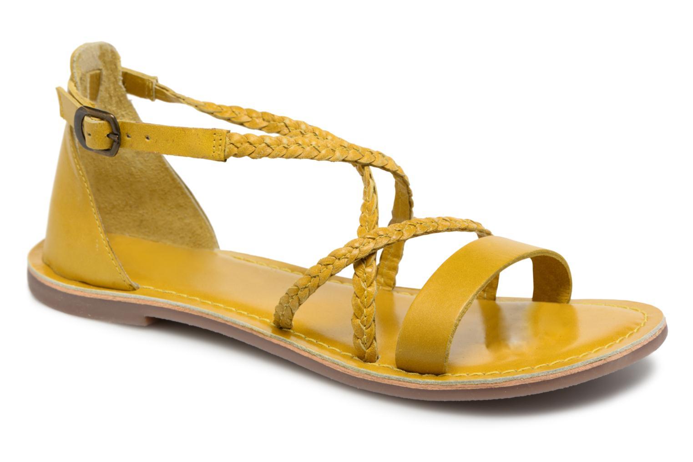 Zapatos promocionales Kickers Divague (Amarillo) - Sandalias   Los últimos zapatos de descuento para hombres y mujeres