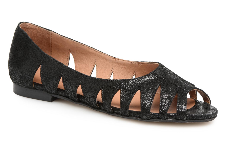 Grandes descuentos últimos zapatos Georgia Rose Escagea (Negro) - Bailarinas Descuento
