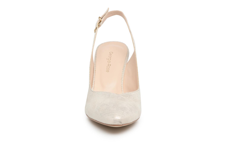 Escarpins Georgia Rose Elegante Beige vue portées chaussures