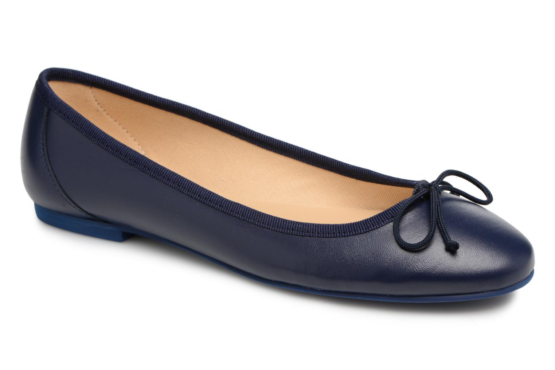 Zapatos promocionales Georgia Rose Sanoeud (Azul) - Bailarinas   Venta de liquidación de temporada