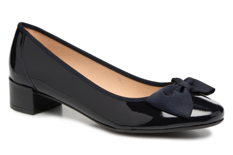 Zapatos casuales salvajes Georgia Rose Sanova (Azul) - Bailarinas en Más cómodo