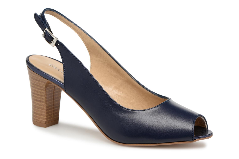 Cómodo y bien parecido Georgia Rose Soclasse (Azul) - Zapatos de tacón en Más cómodo