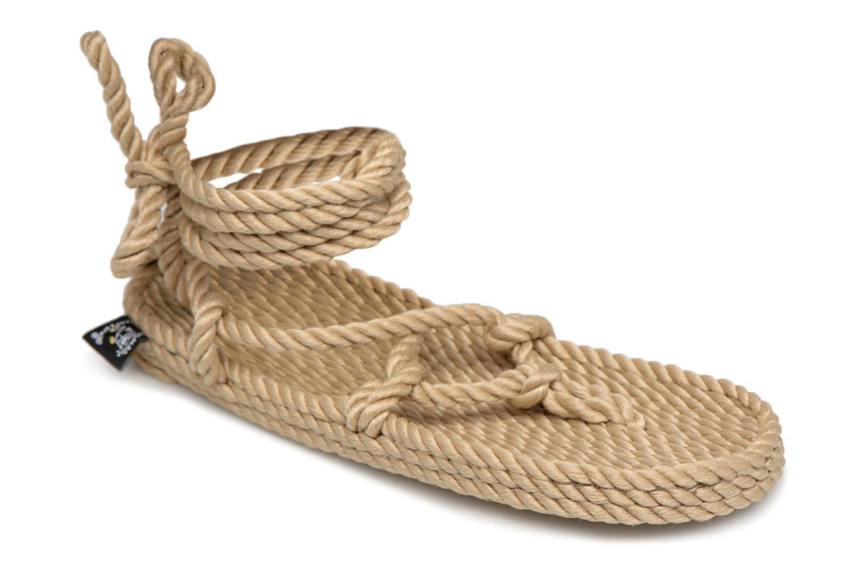 Nomadic State of Mind - Damen - JC sandals M - Sandalen - beige