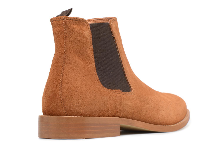 Los últimos zapatos de hombre y mujer Mr SARENZA Rilmot (Marrón) - Botines  en Más cómodo