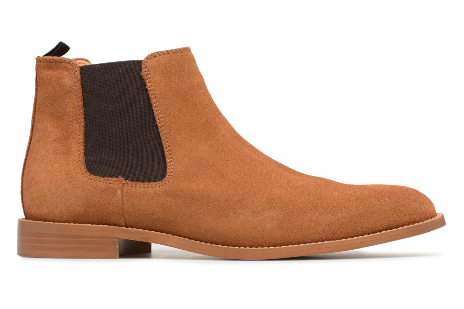 Mr SARENZA Rilmot (Marron) - Bottines et boots chez Sarenza (320701)