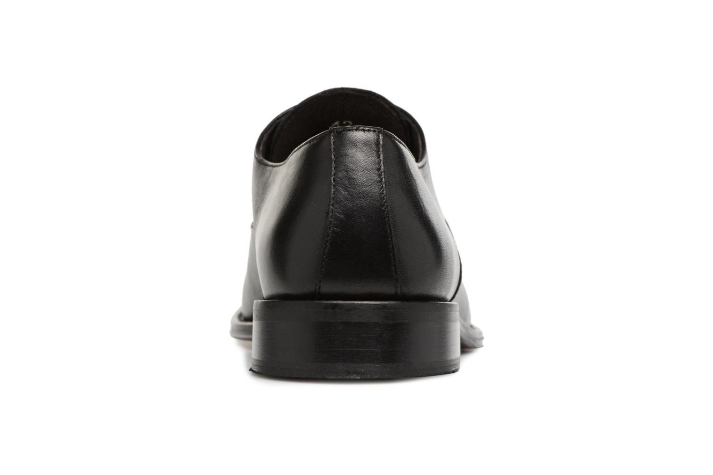 Chaussures à lacets Marvin&Co Rothmot Noir vue droite