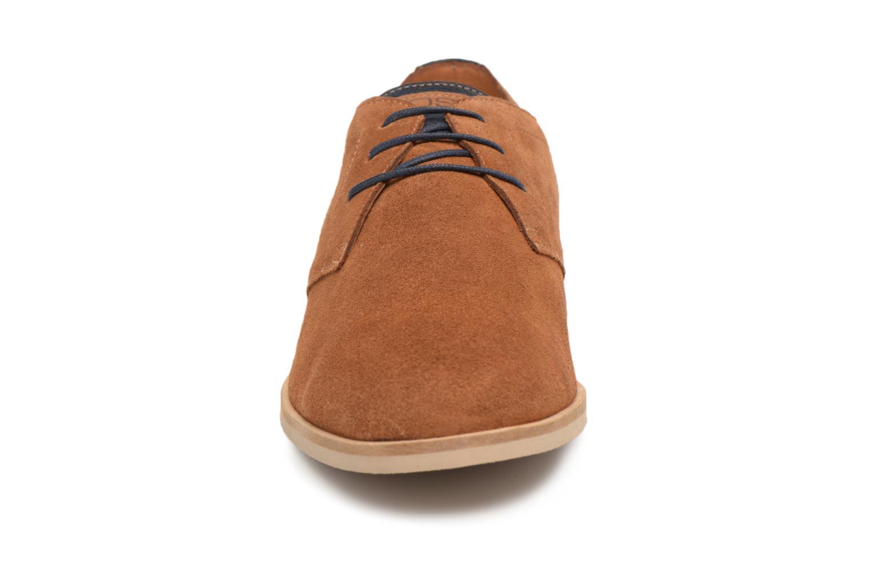 Lace-up shoes Kost Acteur 5A Brown model view