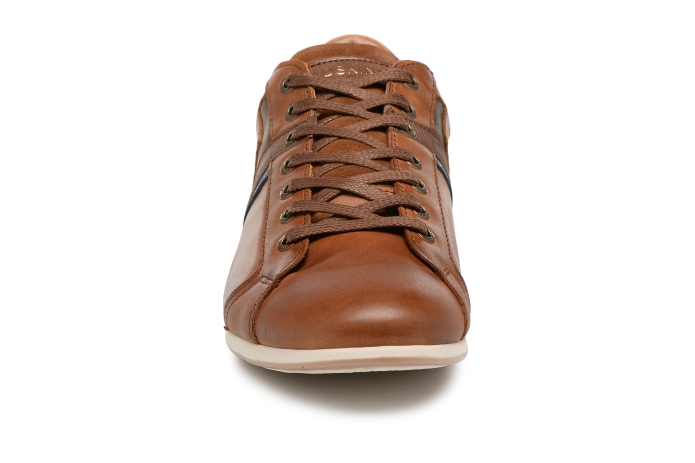 Baskets Redskins Wasek Marron vue portées chaussures
