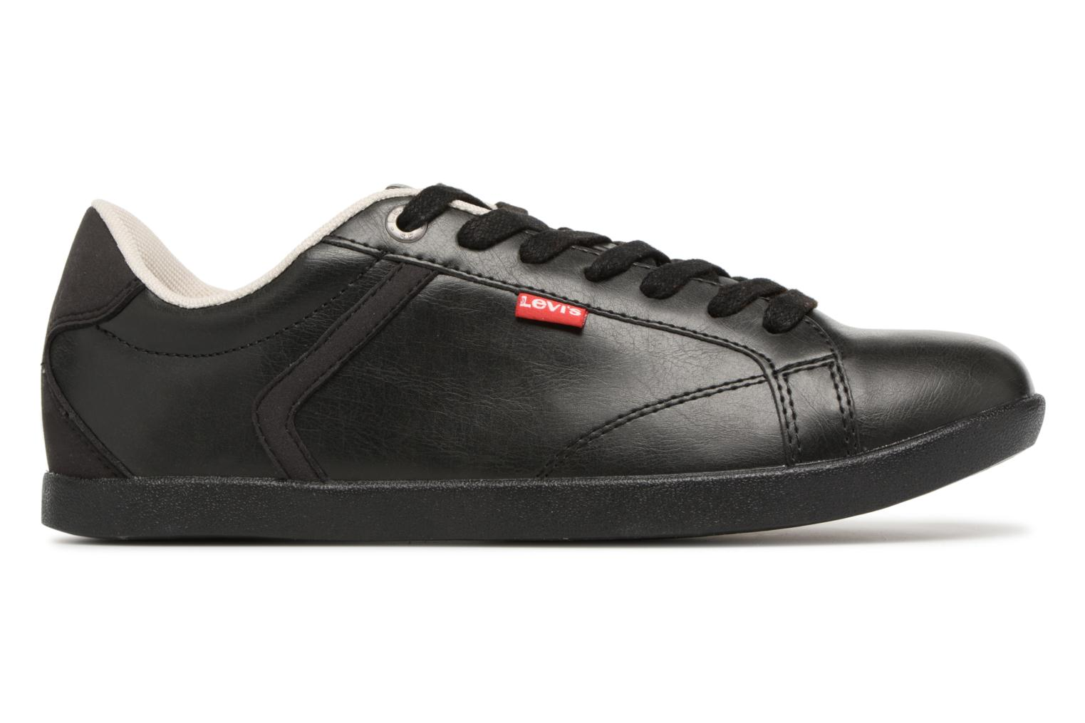 Trainers Levi's Loch Derby Black back view