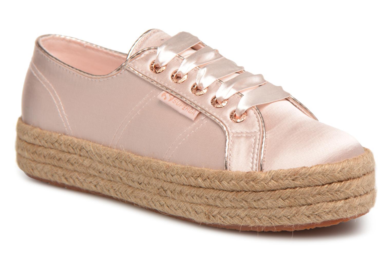 Zapatos promocionales Superga 2730 Satin Cotme (Rosa) - Alpargatas   Zapatos casuales salvajes
