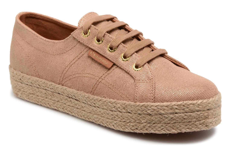 Zapatos promocionales Superga 2730 Ty cot shining (Marrón) - Alpargatas   Los últimos zapatos de descuento para hombres y mujeres