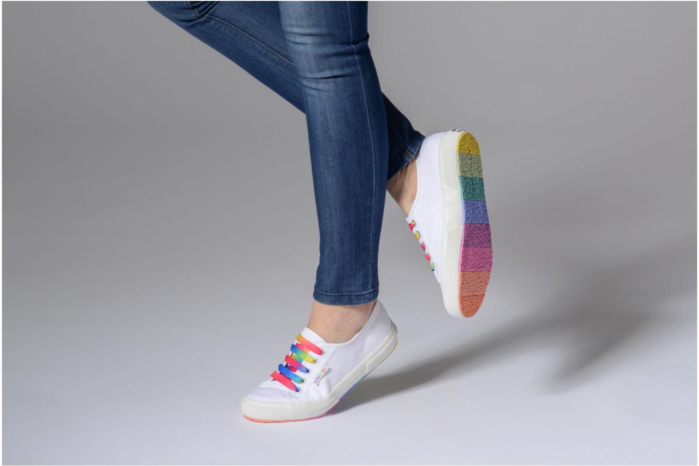 Zapatos promocionales Superga 2750 Cot Multico W (Blanco) - Deportivas   Los zapatos más populares para hombres y mujeres