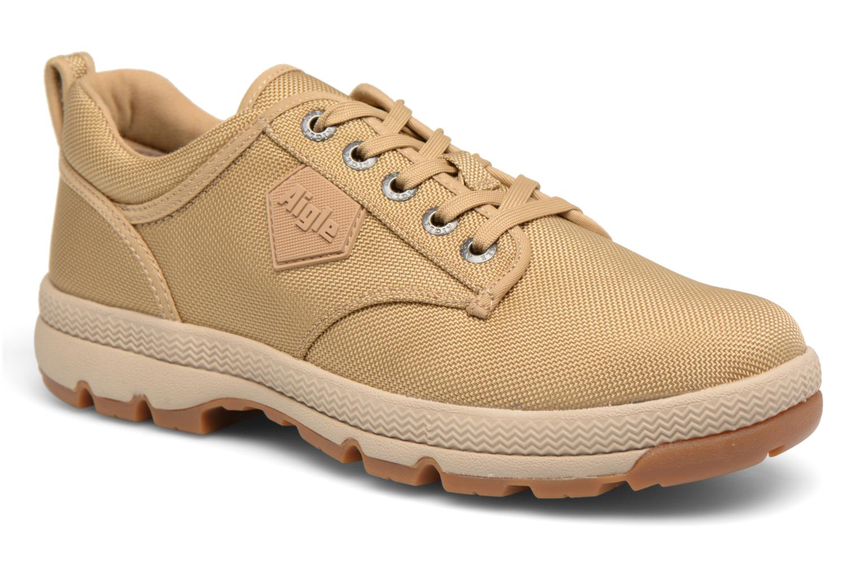 Aigle TL 3 Low (Beige) - Chaussures de sport chez Sarenza (321004)