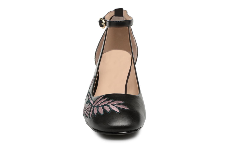 Escarpins What For Lou WF069 Noir vue portées chaussures