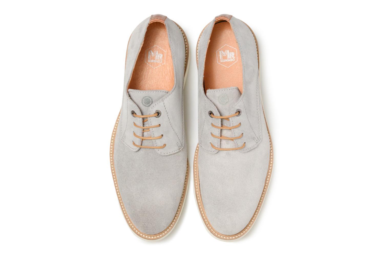 Chaussures à lacets Mr SARENZA Sheffield Gris vue portées chaussures