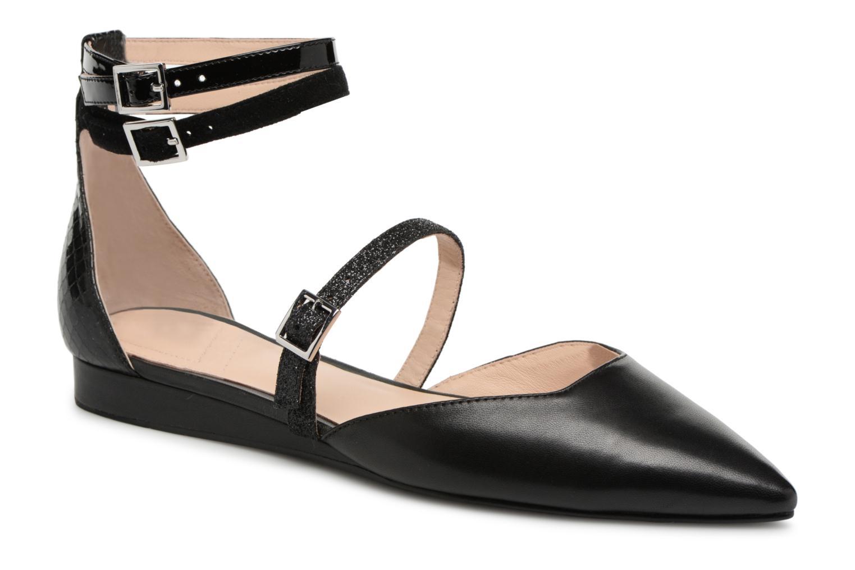 Zapatos de mujer baratos zapatos de mujer What For Rudy (Negro) - Bailarinas en Más cómodo