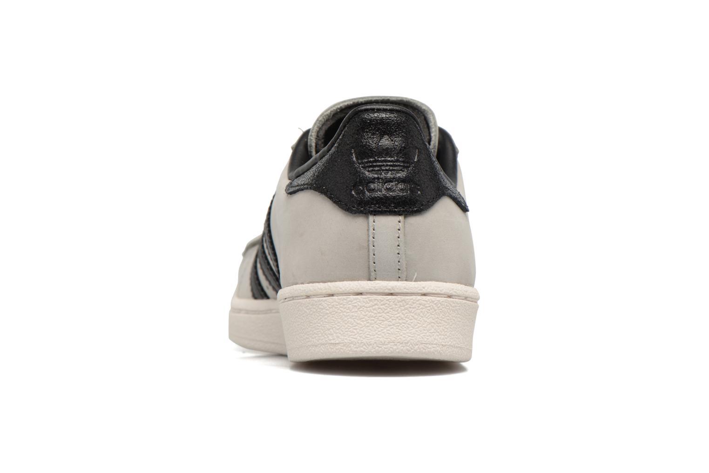 Baskets Adidas Originals SUPERSTAR FASHION C Gris vue droite
