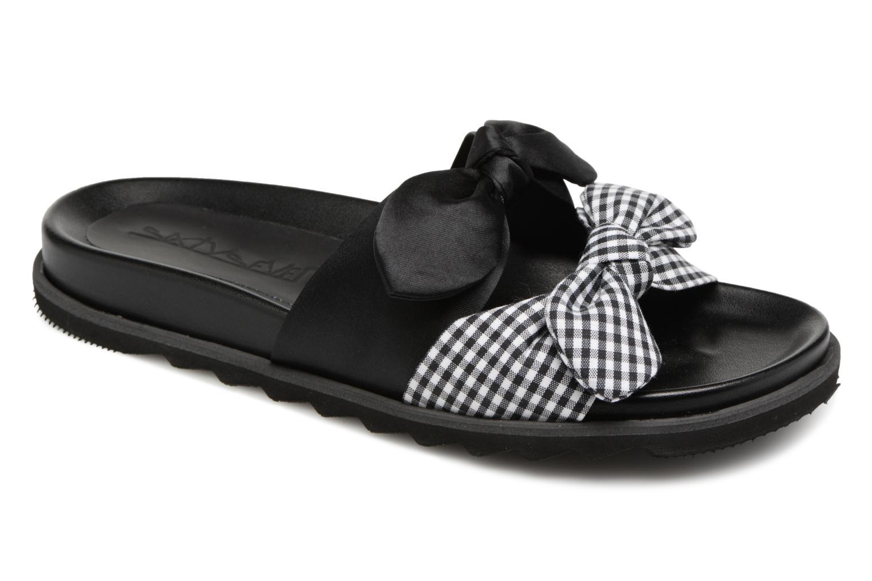 Grandes descuentos últimos zapatos Sixty Seven Vichy black (Negro) - Zuecos Descuento