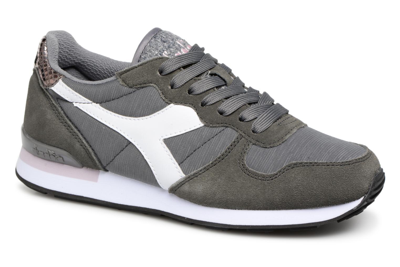 Grandes descuentos últimos zapatos Diadora CAMARO WN (Gris) - Deportivas Descuento