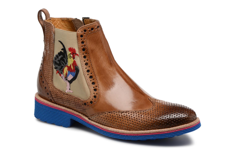 Zapatos promocionales Melvin & Hamilton Amelie 47 (Marrón) - Botines    Zapatos casuales salvajes