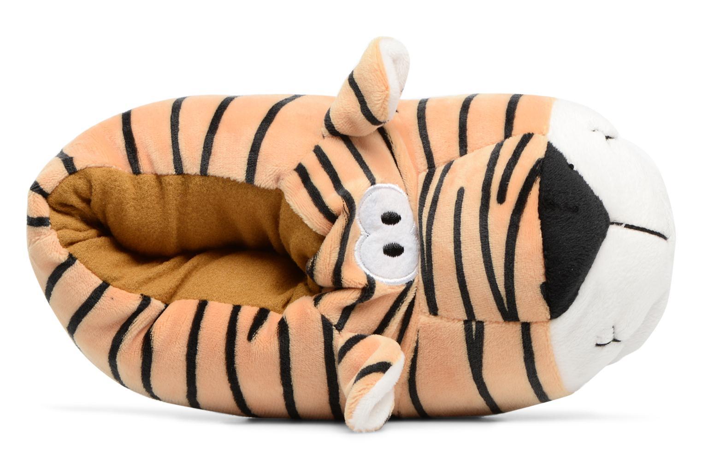 marron Chaussons Wear Sarenza Tigre Enfant WFggU1