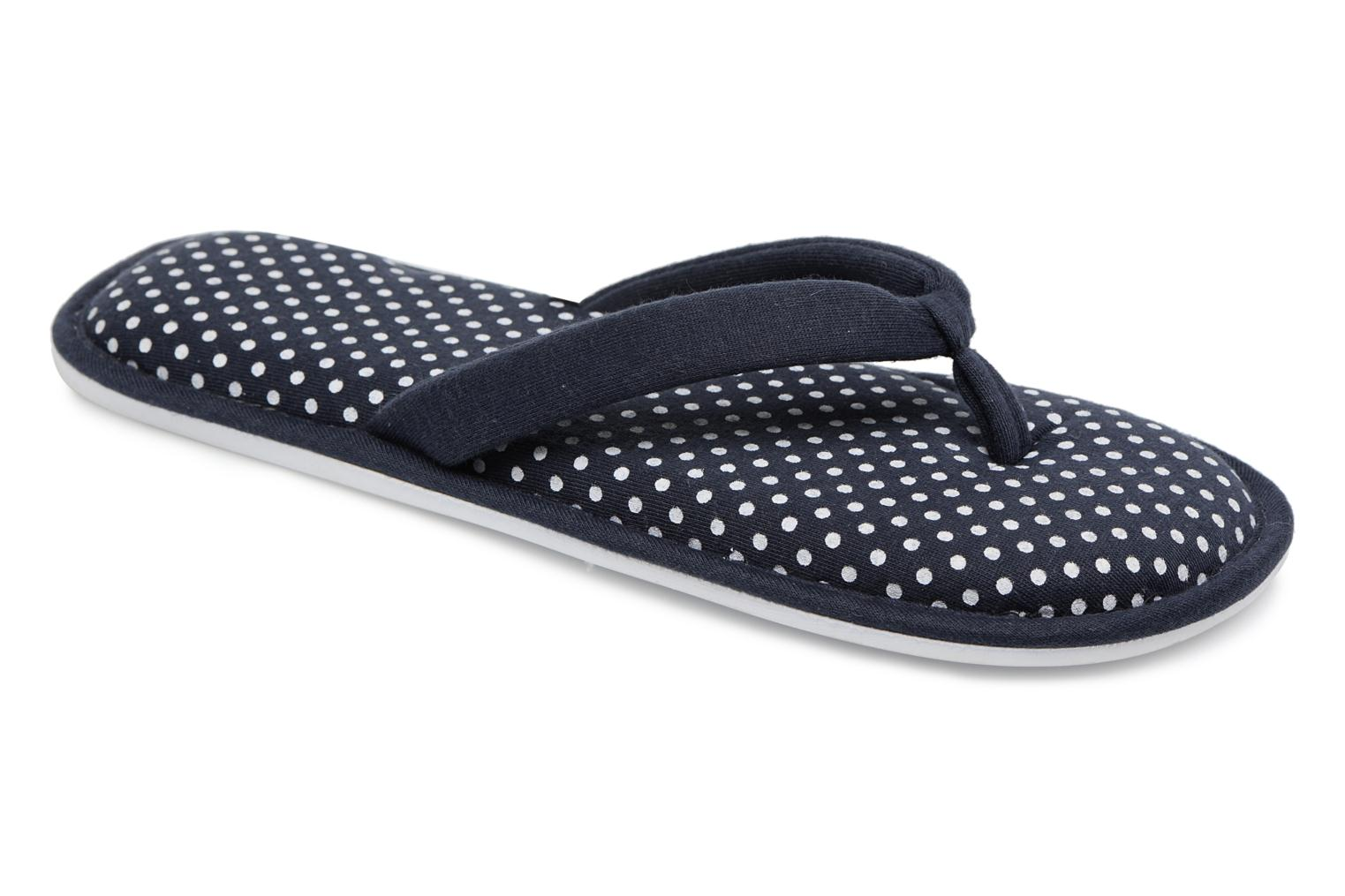 Chaussons Mules Femme Poids Marine