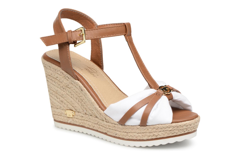 Zapatos promocionales Tom Tailor Audra (Blanco) - Alpargatas   Descuento de la marca