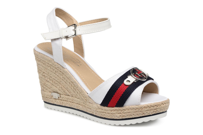 Descuento de la marca Tom Tailor Utopia (Blanco) - Sandalias en Más cómodo